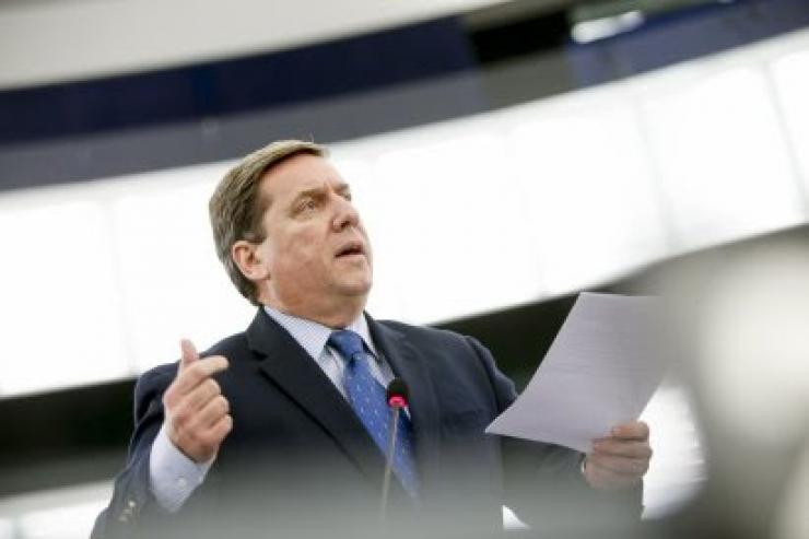 Mato impulsa una reforma de las competencias del Banco Central Europeo para garantizar la estabilidad financiera