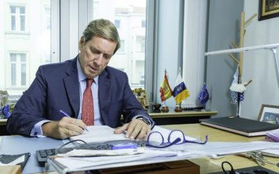 Gabriel Mato cifra en 13.300 millones de euros el apoyo de la UE a Canarias en los últimos siete años