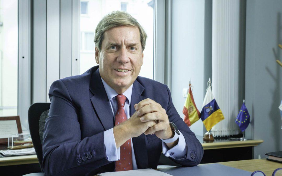 """Gabriel Mato considera """"muy positiva"""" la aprobación del Parlamento Europeo de la prórroga del AIEM hasta 2027"""