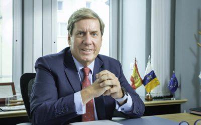 Gabriel Mato pide que la UE defienda sus intereses comerciales impulsando una reforma de las normas internacionales