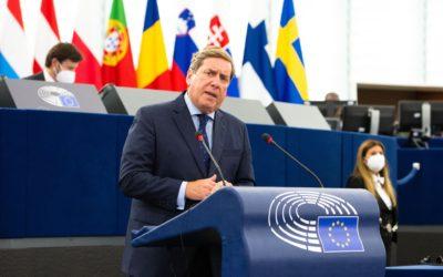 """Gabriel Mato: """"Europa demuestra su compromiso con el sector primario de Canarias y garantiza la ficha financiera del POSEI"""""""
