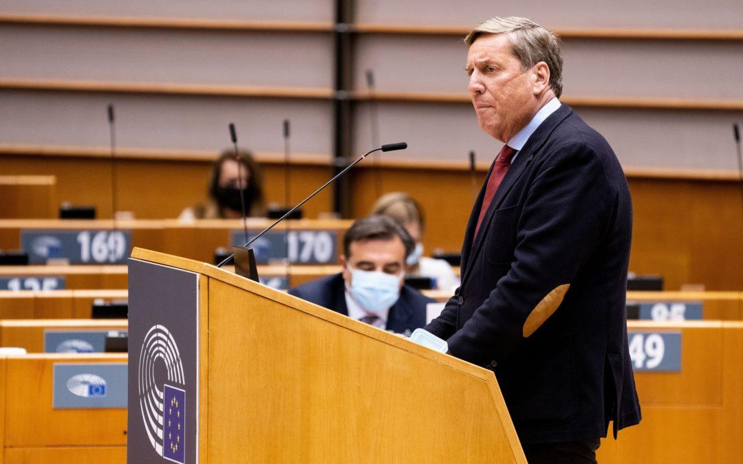 Gabriel Mato es elegido por el Parlamento Europeo para abordar futuras mejoras en la Política Pesquera Común